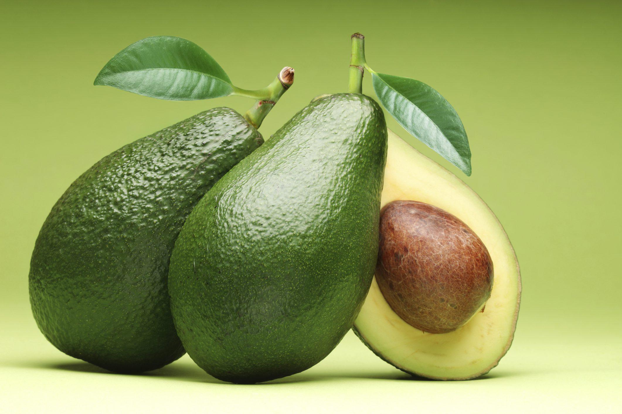 Плоды Авокадо или Персея (Avocado Persea)